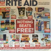 OMG SO EARLY!!!    Rite Aid Ad Scan 8/20-8/26