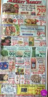 Market Basket Ad Scan 8/20 – 8/26