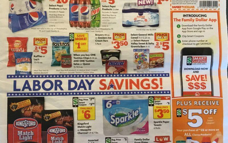 Family Dollar Ad Scan 8/29 – 9/4