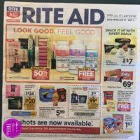 Rite Aid Ad Scan 8/27 – 9/2