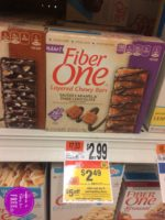 Fiber One Layered Chewy Bars 49 cents at Stop & Shop thru 8/31!