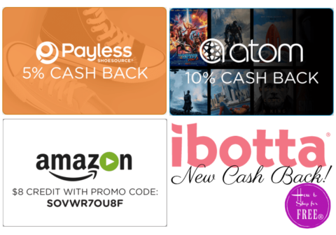 NEW on Ibotta—8/22 | How to Shop For Free with Kathy Spencer