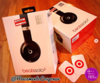Beats Solo 2 for $9.98?!! RUN, Don't Walk.. to Target!!