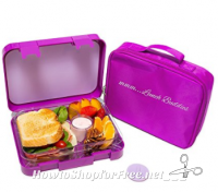 Bento Lunch Box & Bag only $24!