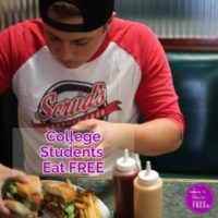 College Students EAT for FREE!!!!