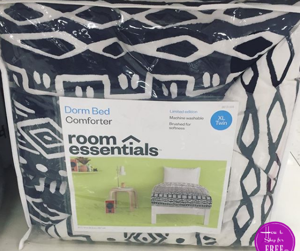 $10 Comforter from Target, maybe as low as $6?!