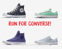 Grab Converse for the Family.. UP TO 90% OFF!