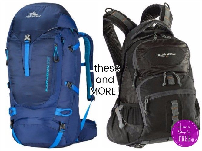 FLASH SALE until 10pm~ Backpacks 74% OFF!