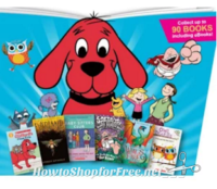 FREE Scholastic Book with Purchase at Walmart