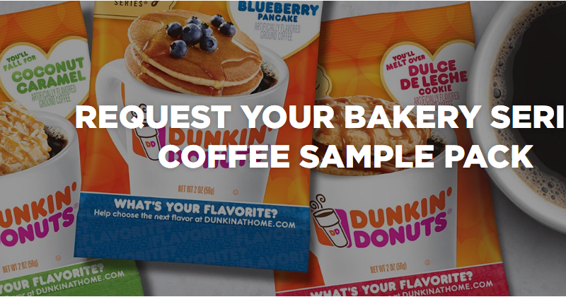 FREE Dunkin Donuts