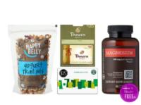 FREE Snacks and Vitamins!!  ~ Easy Freebie!