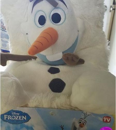 OMG!!  Disney Frozen 1 Penny!!