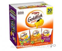 Goldfish Snacks only 30¢ each!