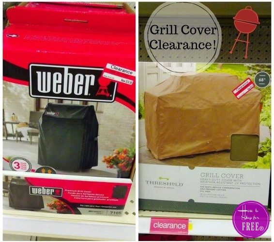 Grill Covers on Clearance at Target!!