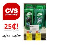 Irish Spring Body Wash only $.25 at CVS!