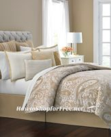 RUN! Martha Stewart Paisley Bed Set Closeout at Macy's!