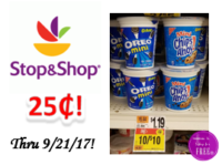 Nabisco Go-Packs only $.25 at Stop & Shop!