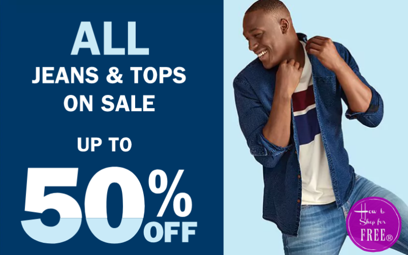 $40/$40 Old Navy Offer~ Finish Up School Shopping!