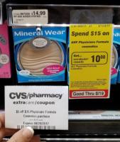 FREE Physician's Formula Powder at CVS!