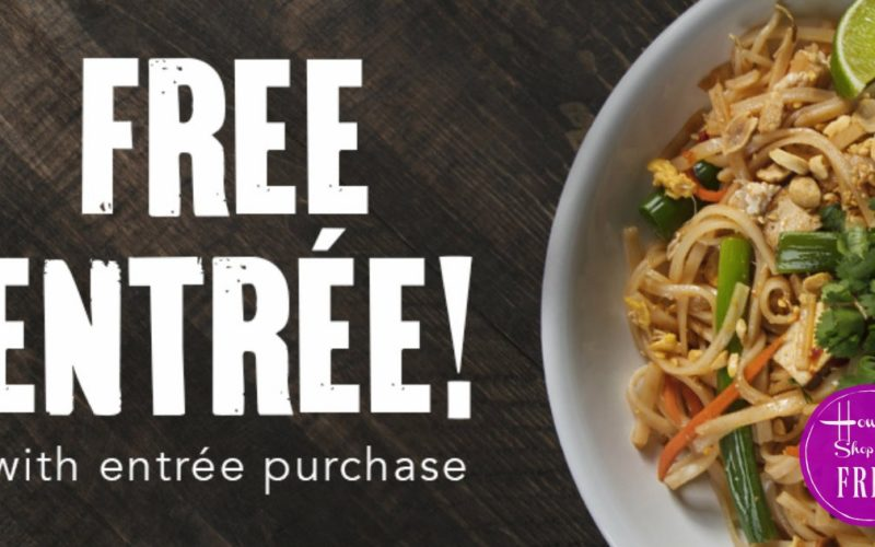 PF Changs BOGO FREE Entree Coupon *RARE*