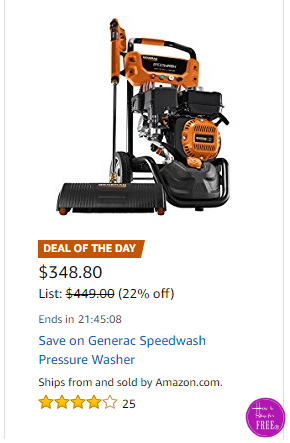 pressure washer   How to Shop For Free with Kathy Spencer