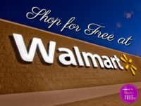 Walmart $45 off $45 Offer ~SHOP FOR FREE!!