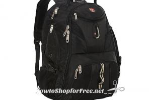 SwissGear Laptop Backpack $75 OFF!! WOW