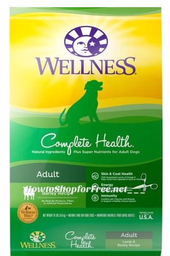 FREE Wellness Petfood at Petsmart!!
