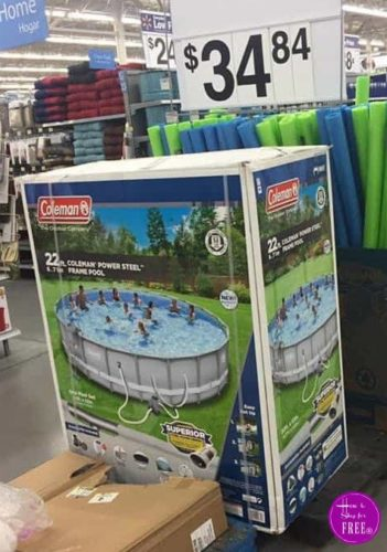 35 For 22ft Pool How To Shop For Free With Kathy Spencer