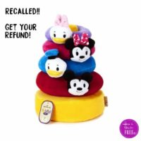 Hallmark Recalls Toys Due to Choking Hazard = FREE $40 GC!