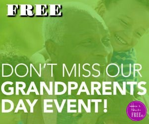 """FREE Toys""""R""""Us Grandparents Day Event~ Saturday 9/9"""