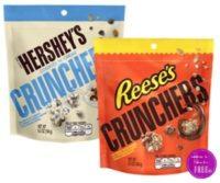 FREE Hershey's & Reese's Crunchers Samples at Walmart!