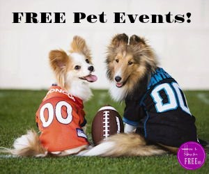 FREE Tailgating Events at PetSmart, Sept. 23 & 27