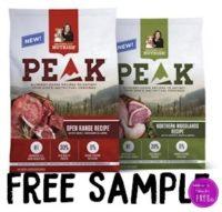 FREE Rachael Ray PEAK Dog Food Sample!