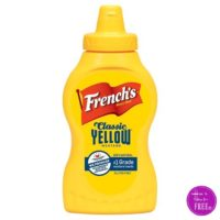 50¢ French's Mustard! (Can do deal 3x!!)