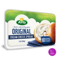 FREE Arla Cream Cheese Coupon!! ($2.99 Value)