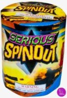 Serious Spinout Fireworks RECALLED Due to Injury! (Sold Everywhere!)