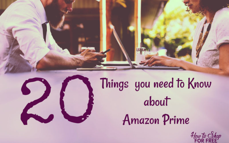 20 Things You Need To Know About Amazon Prime
