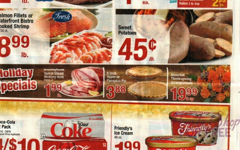 Shaw's Ad Scan  12/1 – 12/7