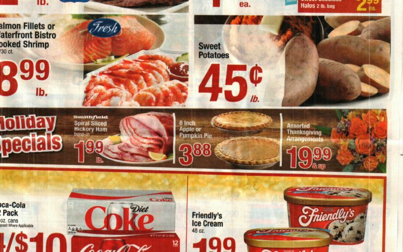Shaw's Ad Scan 11/17 – 11/23