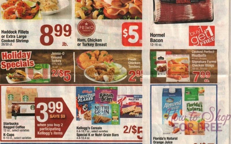 Shaw's Ad Scan 12/8 – 12/14