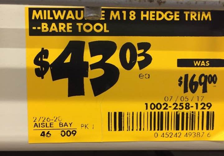 WHOA  HUGE Savings at Home Depot !!