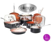 25% OFF Gotham Steel Cookware~ Today Only!!