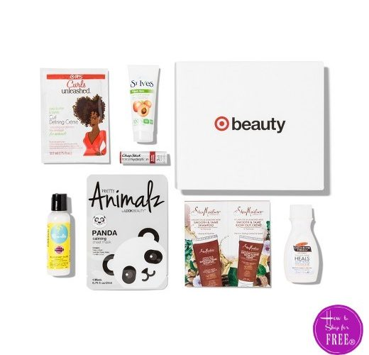 Sept. Target Beauty Box™ ONLY $5.00!