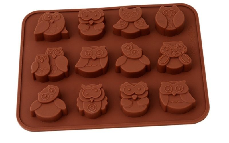 Owl Candy/Baking Mold, $2.13 SHIPPED! ~Fun for #Fall!
