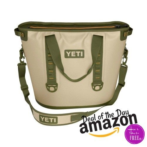 54% OFF~ YETI Hopper 40 Portable Cooler, Today Only!