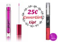 25¢ CoverGirl Lipgloss at OSJL this week!