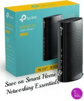TP-Link Smart Home & Networking Accessories ON SALE Today!