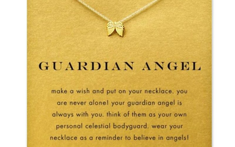 $1.97 Gold Charm Necklaces.. 9 Styles with a Special Message!