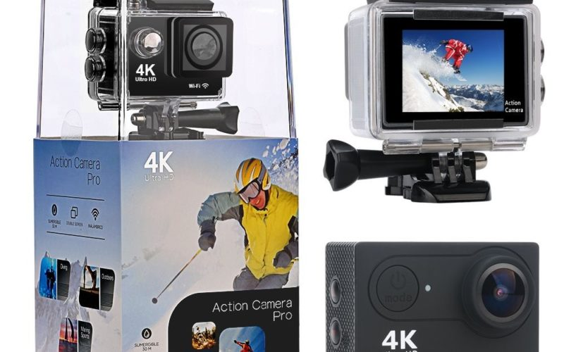 67% OFF Action Camera, Case & Accessories **Lightning Deal**